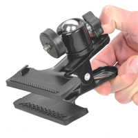 Держатель мини-света (Clamp Holder Mount for Mini-Light). tovarnadom.com.ua